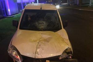 van driver involved in collision on a27 bognor bridge chichester arrested by police