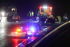 man killed in fatal collision on a3m near portsmouth