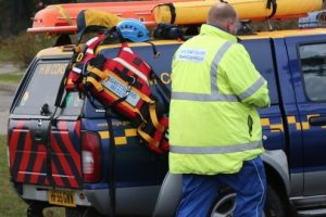 man rescue by hillhead coastguard and hart team following 20 foot cliff fall