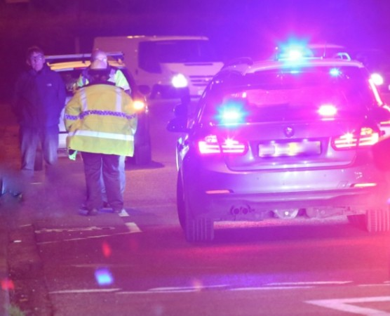 Serious Police Incident On  A27 Portchester Road Near Fareham