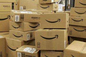 van load of amazon deliveries stolen in southampton