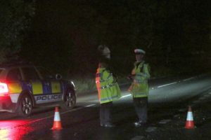 biker dies in fatal new forest collision