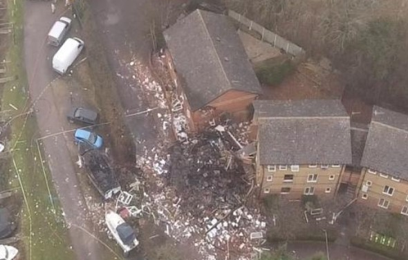update following explosion in oxford one person unaccounted for