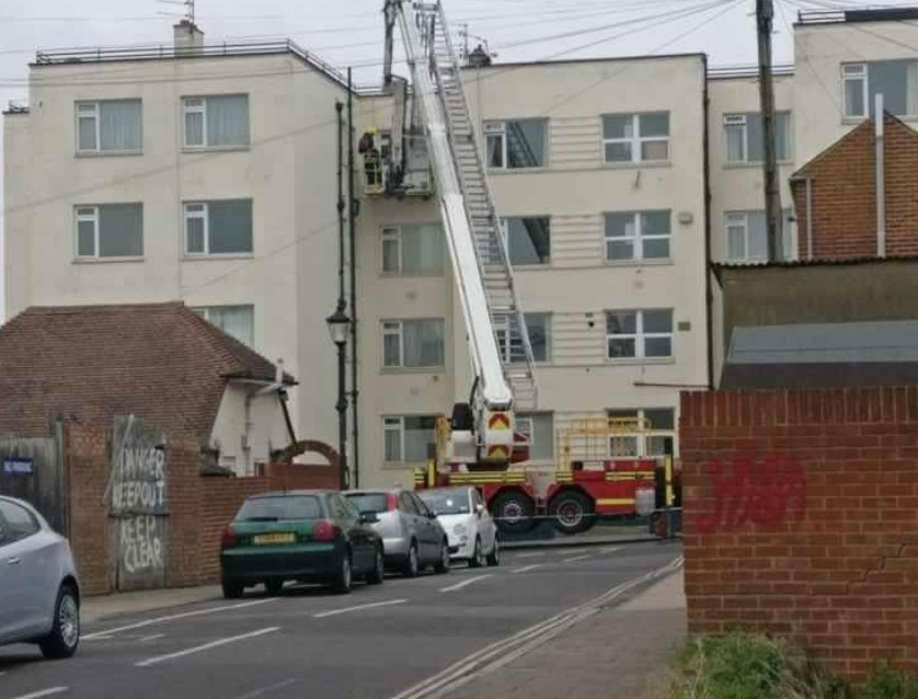 Woman Dies After Falling From Third Floor Window In Southsea