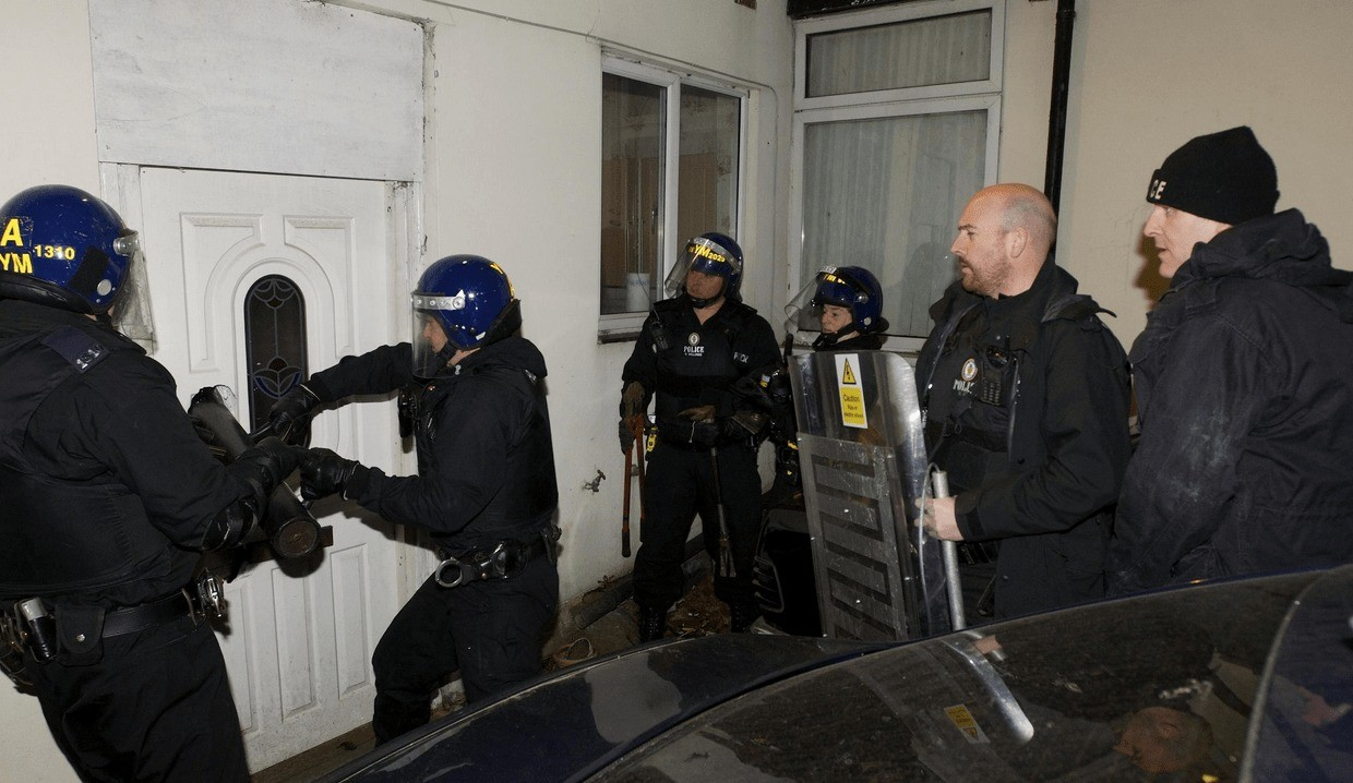 50 Arrests and 50K of Drugs Sized by New Drugs Team in Portsmouth, UKNIP