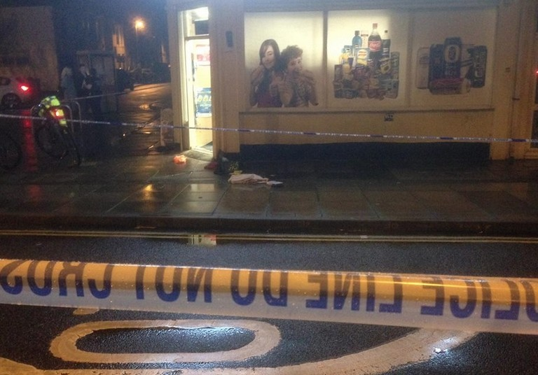 double stabbing in portsmouth