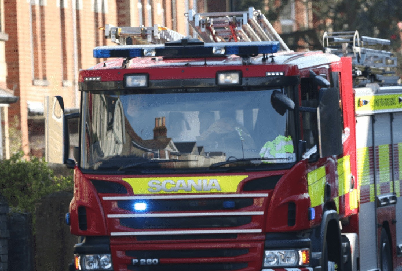Fire Crew Called To Care Home In Cowes