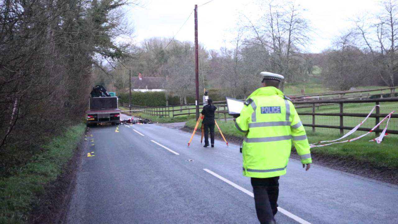 Mobile Phone Lorry Driver Jailed For Five Year After Fatal Crash