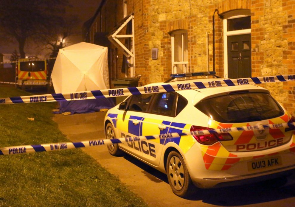 police launch murder investigation after child found dead in faringdon