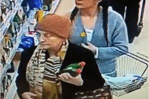 scum bag targets oap at the tesco supermarket in petersfield
