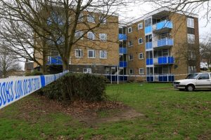 southampton park sealed off following stabbing