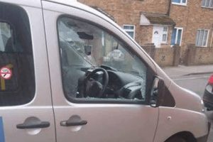 taxis vandalised in over night attacks in portsmouth