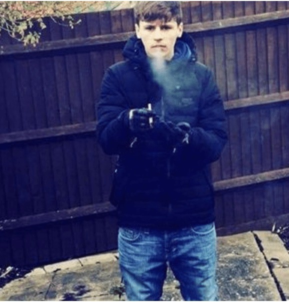 have you seen miss teenager christopher harman