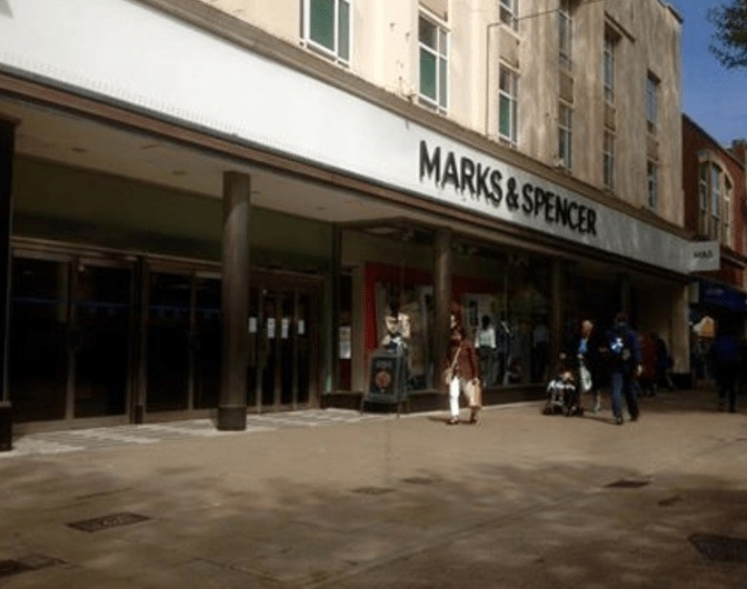 m and s set to close in portsmouth