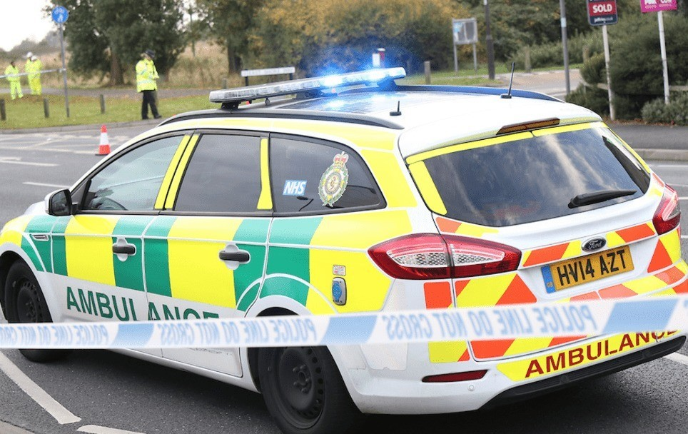 police close eastern road portsmouth following serious road traffic collision