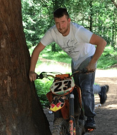 police name off road biker killed in southampton woodland