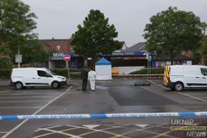 asda car park man death not being treated as suspicious