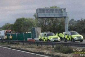 five dead after horror smash on the m6 motorway