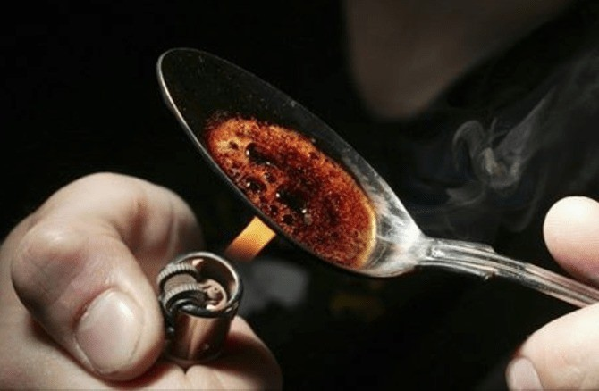 homeless charity warning after heroin deaths