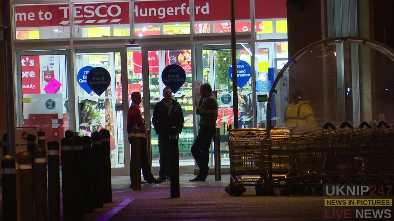 Hungerford Tesco Crash: Woman Died After Husband Used Wrong Pedal
