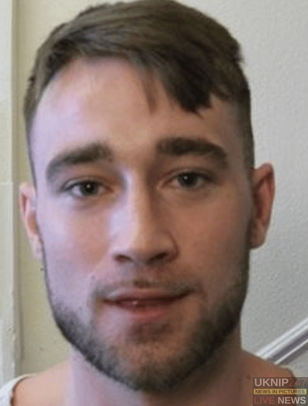 mitchell kemp wanted for recall to prison by surrey police