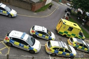 police confirm man dies in portsmouth flat
