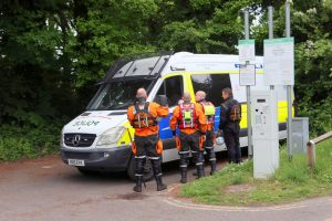 police name man found in basingstoke canal at woodham