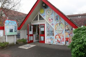 police seal off netley abbey infant school following an incident