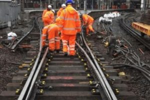 rail engineering works for bank holiday weekend effecting the southcoast