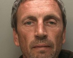 ruthless reading burglar caught in the act is jailed
