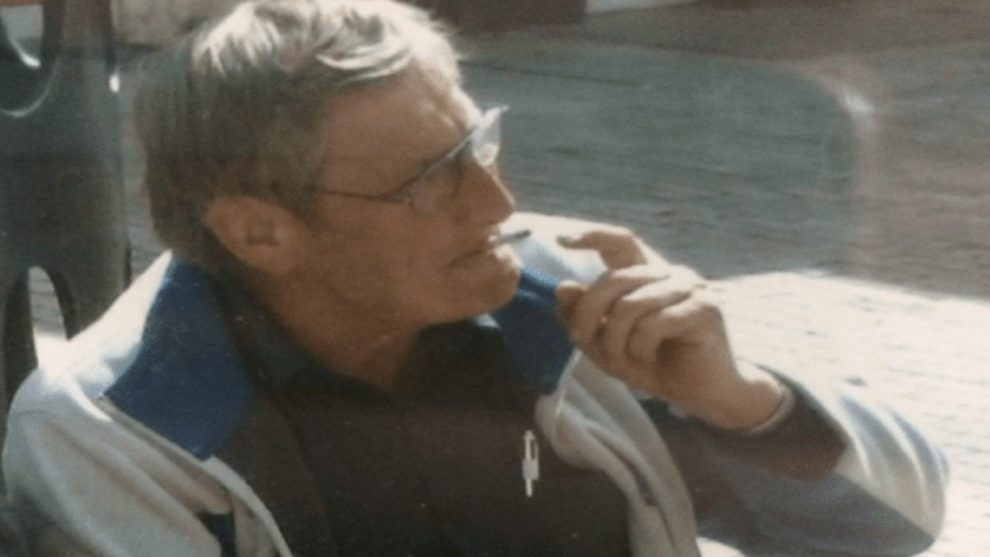 search for missing southampton pensioner graham malcomson