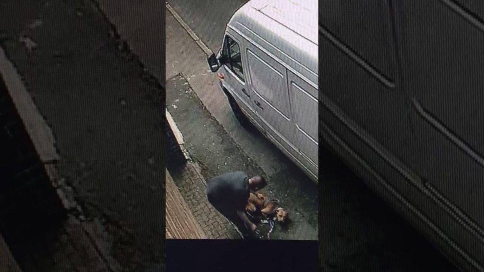 Shocking footage showing a man beating his Dog viewed over 12 million Times, UKNIP