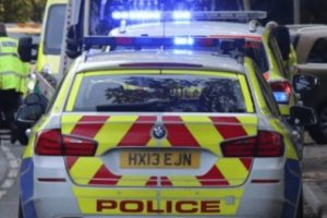 head on collision closes major fareham road