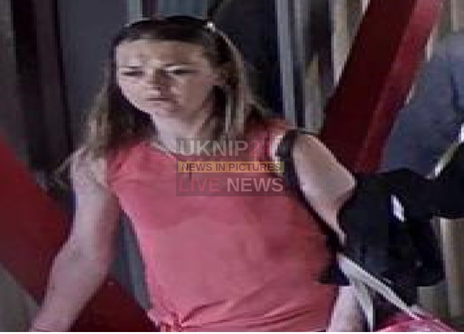 can you name this woman after bag and ipad was stolen