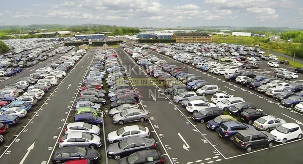 car parking firm goes bust at gatwick airport