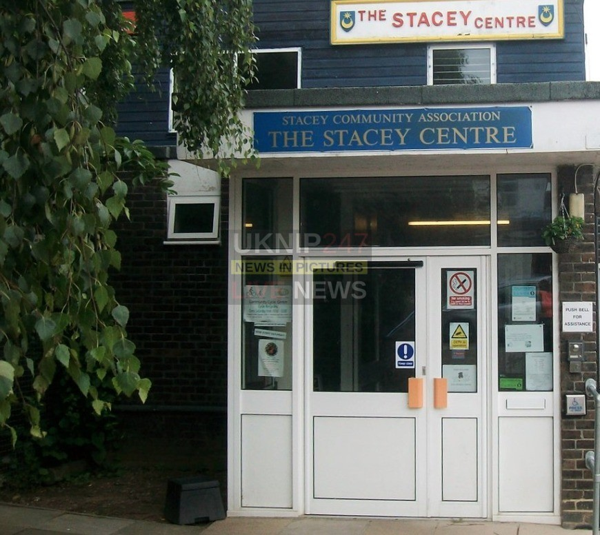 copnor community centre targeted by low life scum bag burglars twice in two weeks
