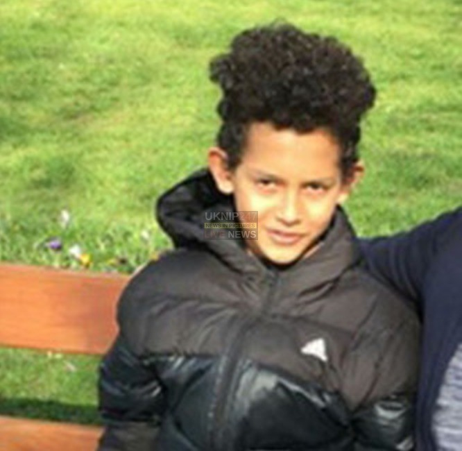 Have You Seen Missing 12 Year Old Samuel Elwood From West Molesey