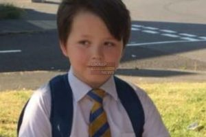 have you seen missing eight year old boy from portsmouth