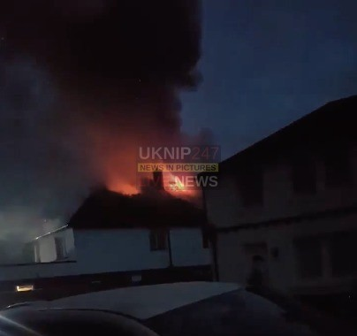 joint probe launched after houses left gutted in southampton