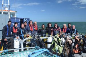 solent wreck project ensured legacy with national lottery award
