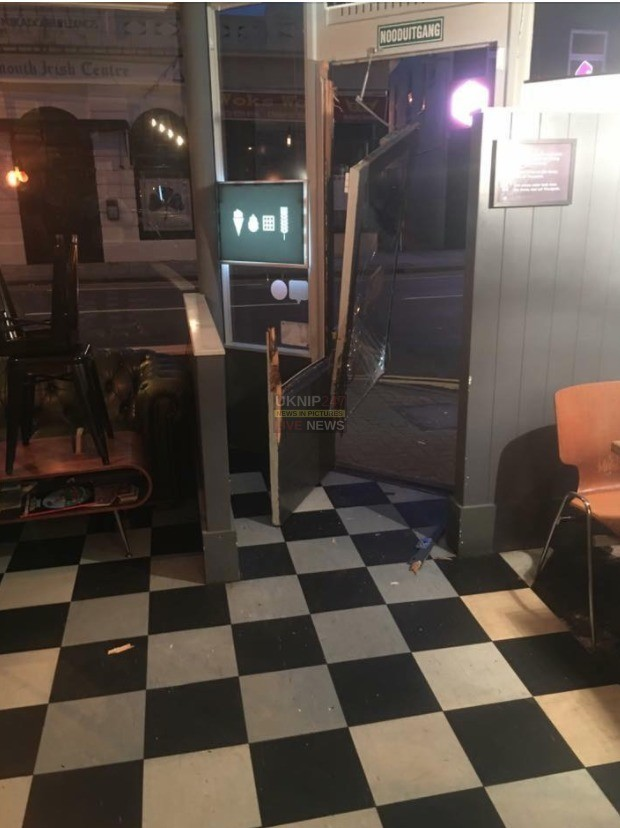 Thieves Target Bar 91 Southsea Following A String Of Breaking Around The Area