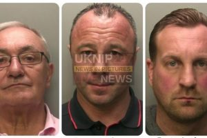 wholesale trio drug gang jailed for drug dealing