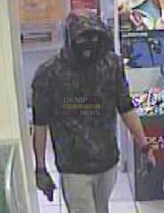 armed robbery at co op in colden common