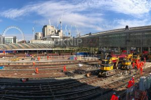 behind the scenes at london waterloo