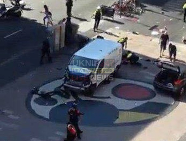 catalan police have just confirmed one arrest following a fatal terror attack
