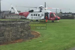 major rescue operation involving 70 people on the mourne mountains northern ireland