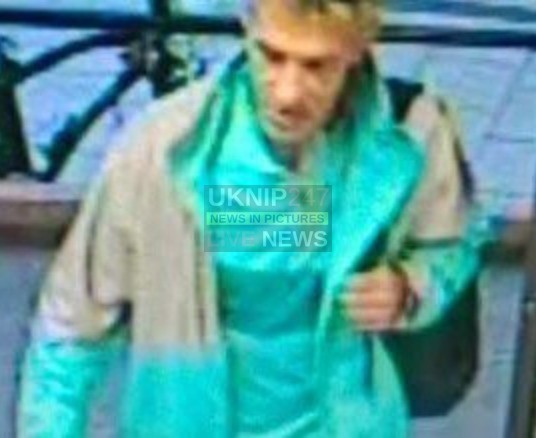 man sought after burglary in the polygon area of southampton