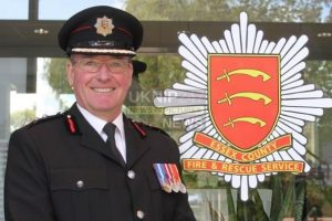 meet the governor of essex fire and rescue
