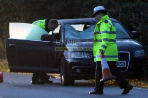 pedestrian hit in serious collision on busy a31 in the new forest