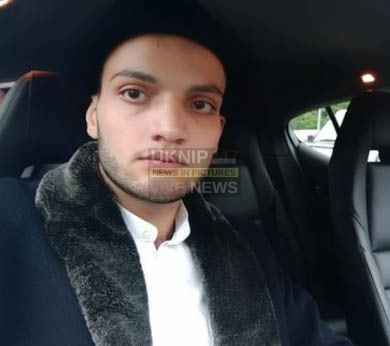 first pictures of terror suspect yahyah farroukh arrested in west london outside chicken shop